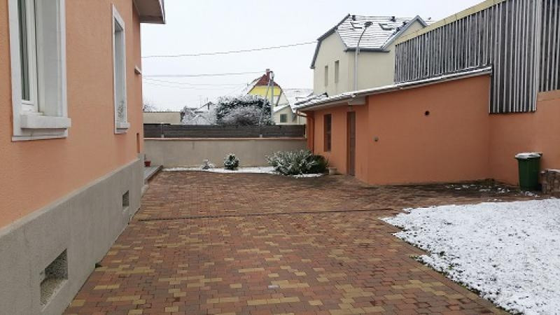Venta  casa Wittenheim 265000€ - Fotografía 7