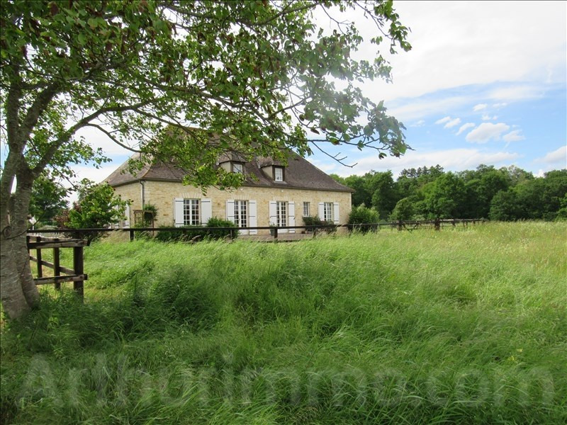 Vente maison / villa Bergerac 500000€ - Photo 1