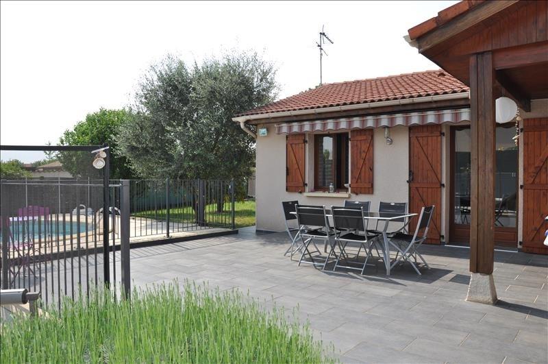 Sale house / villa Arnas 470001€ - Picture 2