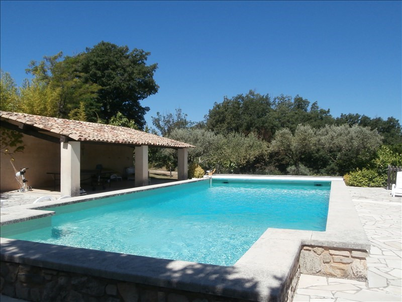 Vente de prestige maison / villa Villeneuve 1180000€ - Photo 8