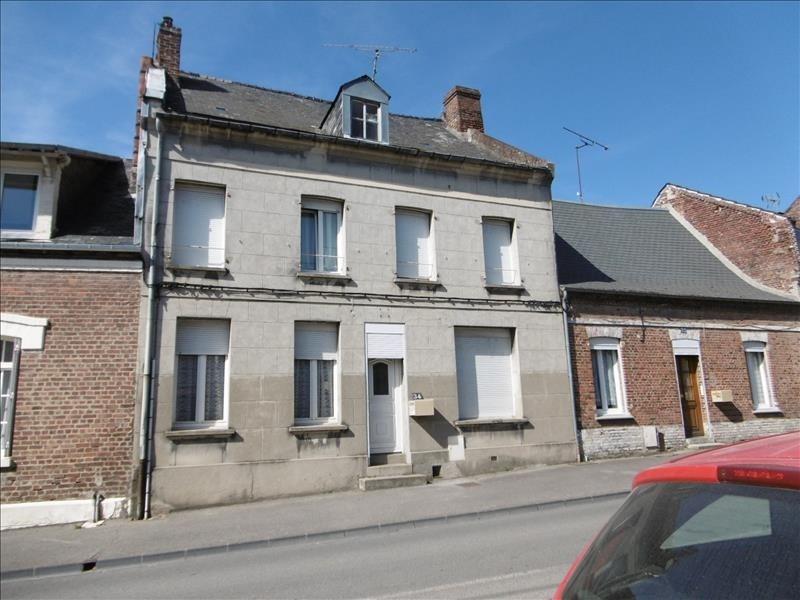 Sale house / villa St quentin 86500€ - Picture 1