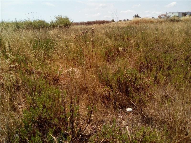 Vente terrain Beziers 85000€ - Photo 1