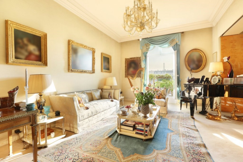 Престижная продажа квартирa Paris 16ème 3850000€ - Фото 9