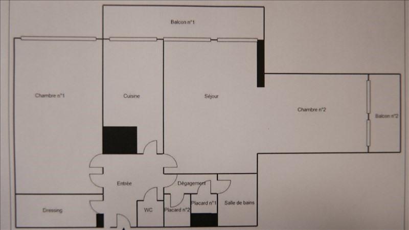 Revenda apartamento Paris 15ème 437040€ - Fotografia 2