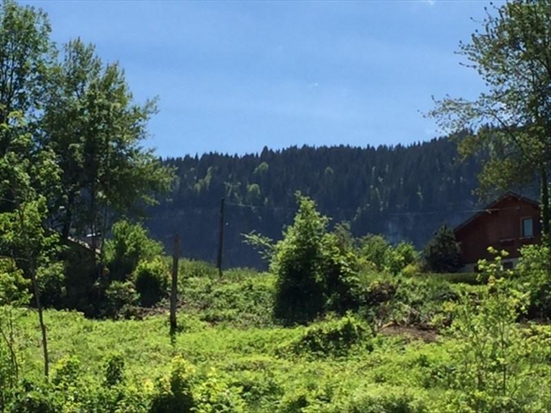 Vente terrain Mont saxonnex 459300€ - Photo 2