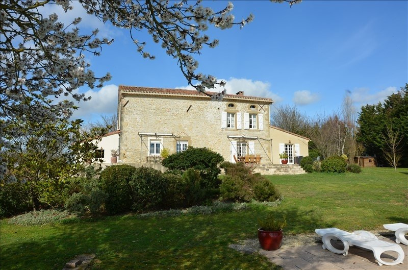Deluxe sale house / villa Caraman (5 mn) 555000€ - Picture 1