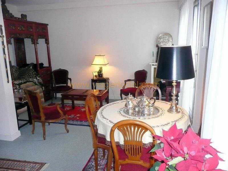 Life annuity apartment Paris 5ème 99 500€ - Picture 12