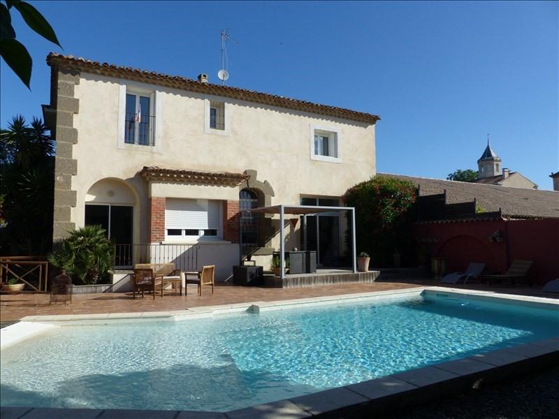 Deluxe sale house / villa Servian 500000€ - Picture 1