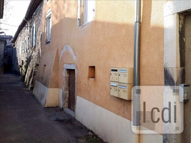 Vente appartement Le teil 39500€ - Photo 1