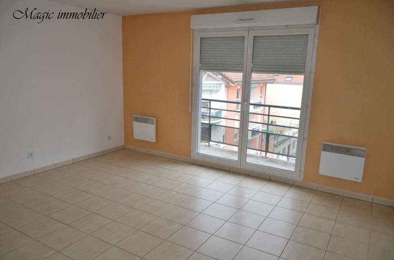 Rental apartment Bellegarde sur valserine 561€ CC - Picture 1