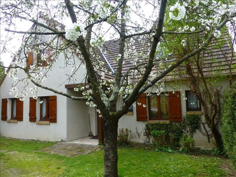 Revenda casa Morainvilliers 465000€ - Fotografia 1