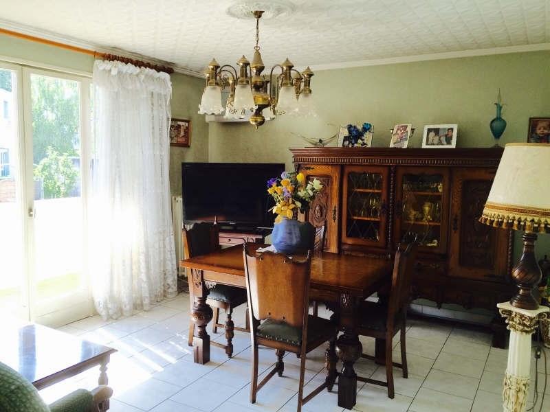 Vente maison / villa Villeurbanne 244000€ - Photo 2