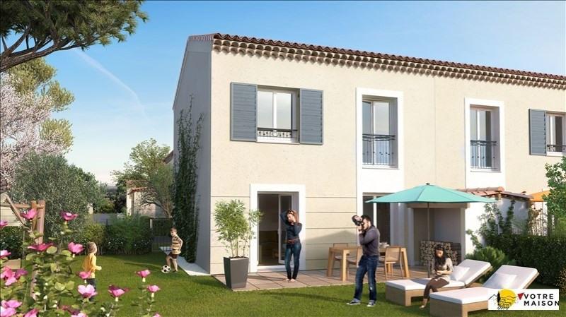 Sale house / villa Aix en provence 305000€ - Picture 1