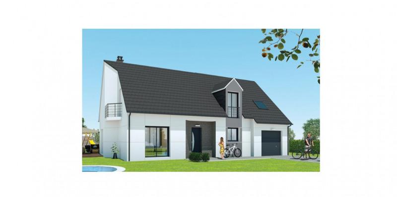 """Modèle de maison  """"Maison Nevada"""" à partir de 3 pièces Eure-et-Loir par MAISONS FRANCE STYLE"""