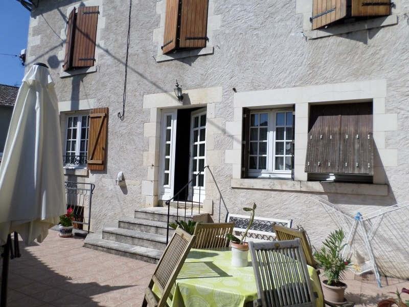 Vente maison / villa Antigny 86000€ - Photo 1