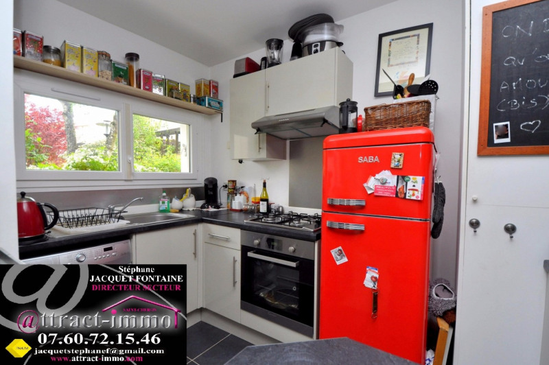 Sale apartment Guyancourt 189000€ - Picture 3