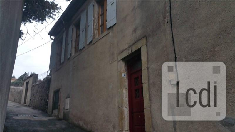 Vente immeuble Privas 95000€ - Photo 1