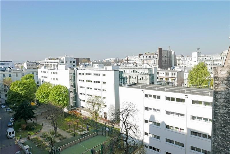 Vente de prestige appartement Paris 16ème 1097200€ - Photo 5