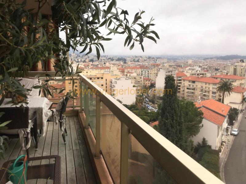 Vendita nell' vitalizio di vita appartamento Nice 70000€ - Fotografia 7