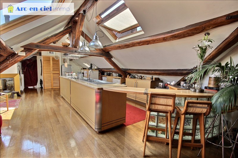 Sale loft/workshop/open plan Paris 18ème 799 000€ - Picture 1