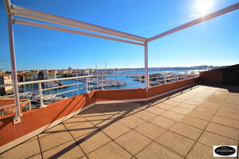 Deluxe sale apartment Agde 795000€ - Picture 1
