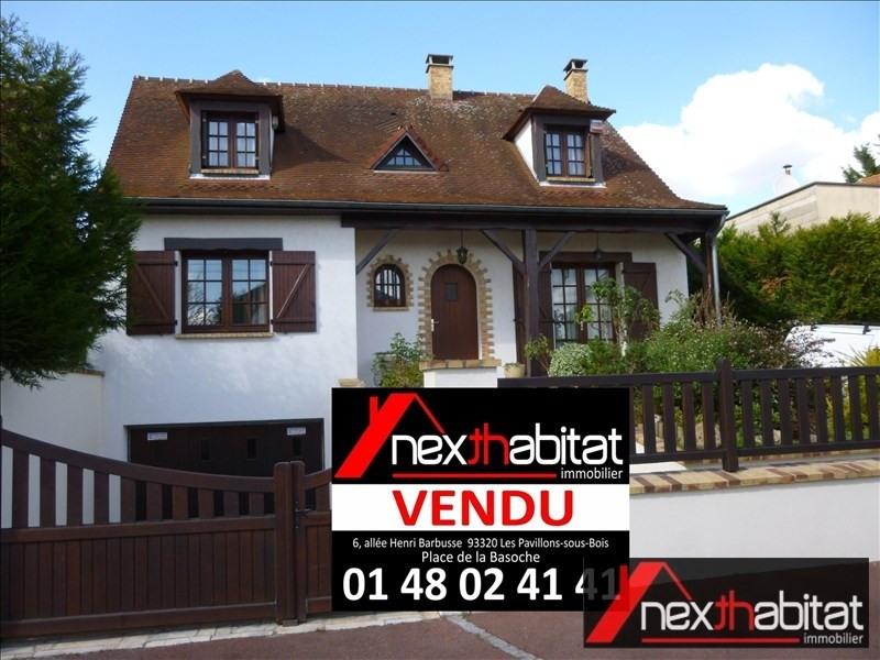 Vente maison / villa Livry gargan 424000€ - Photo 1