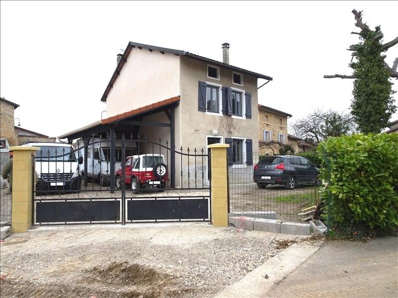 Vente maison / villa Vaulx-milieu 256000€ - Photo 3