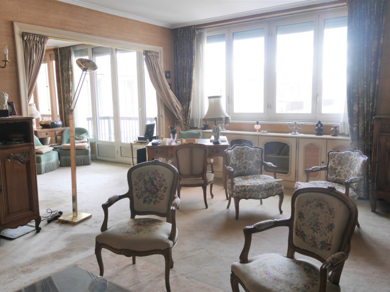 Vente de prestige appartement Paris 17ème 1 052 000€ - Photo 2