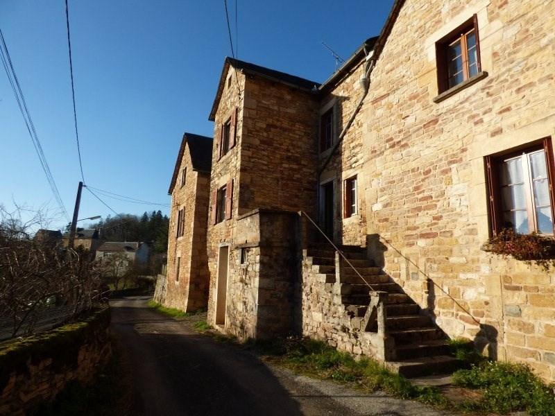 Maison de village Gabriac