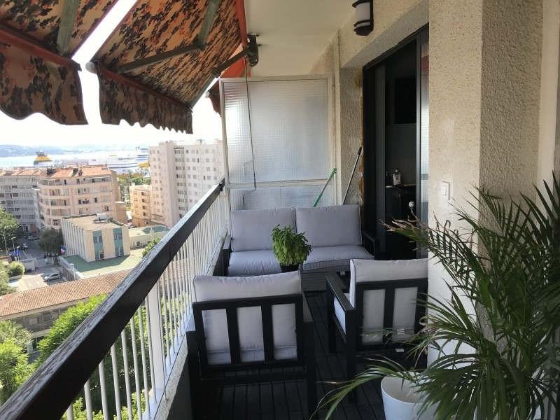 Vente appartement Toulon 289000€ - Photo 1