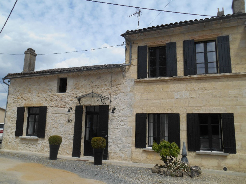 Deluxe sale house / villa Secteur la brede 615 000€ - Picture 1
