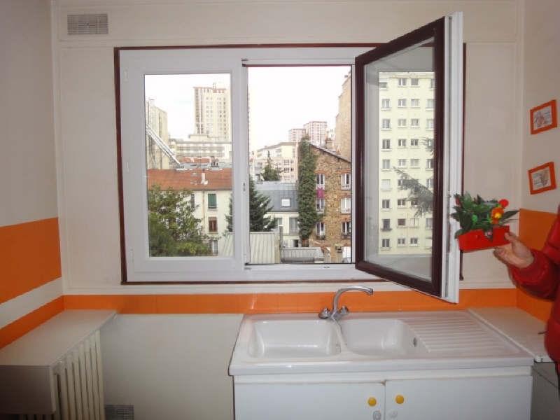 Sale apartment Paris 19ème 495000€ - Picture 2