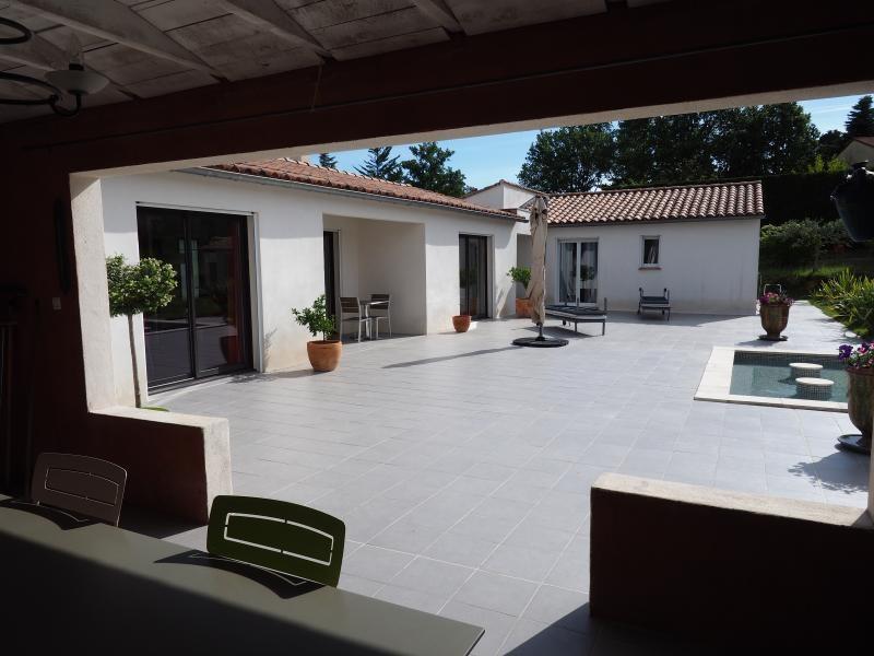Vente maison / villa Lussan 442000€ - Photo 9