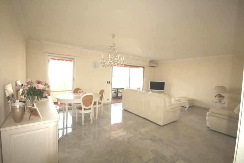 Sale apartment Juan les pins 850 000€ - Picture 1