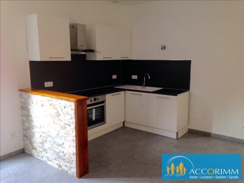 Rental apartment St symphorien d ozon 735€ CC - Picture 1