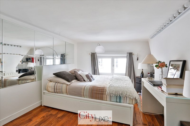 Deluxe sale apartment Paris 9ème 1 295 000€ - Picture 5