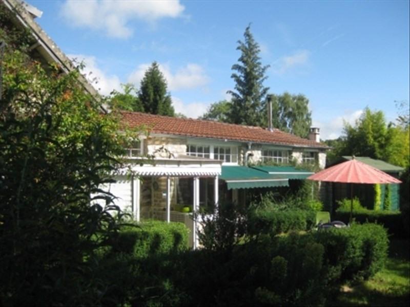 Sale house / villa Fontenay st pere 420000€ - Picture 2