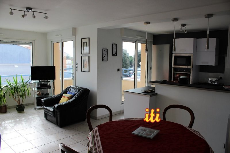 Vente appartement Chateau d olonne 221 000€ - Photo 1