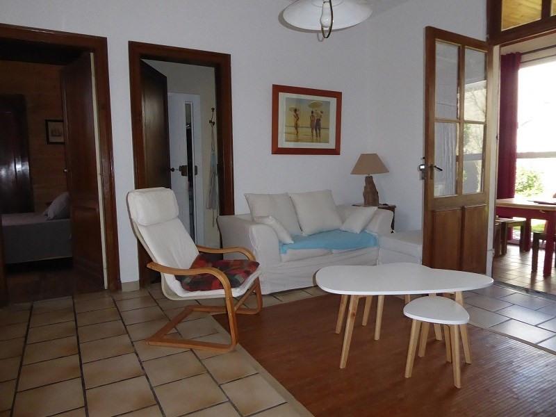 Location vacances maison / villa Biscarrosse plage 500€ - Photo 3