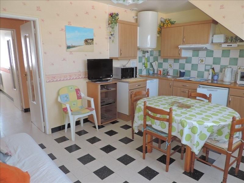 Vente appartement Fort mahon plage 128000€ - Photo 2