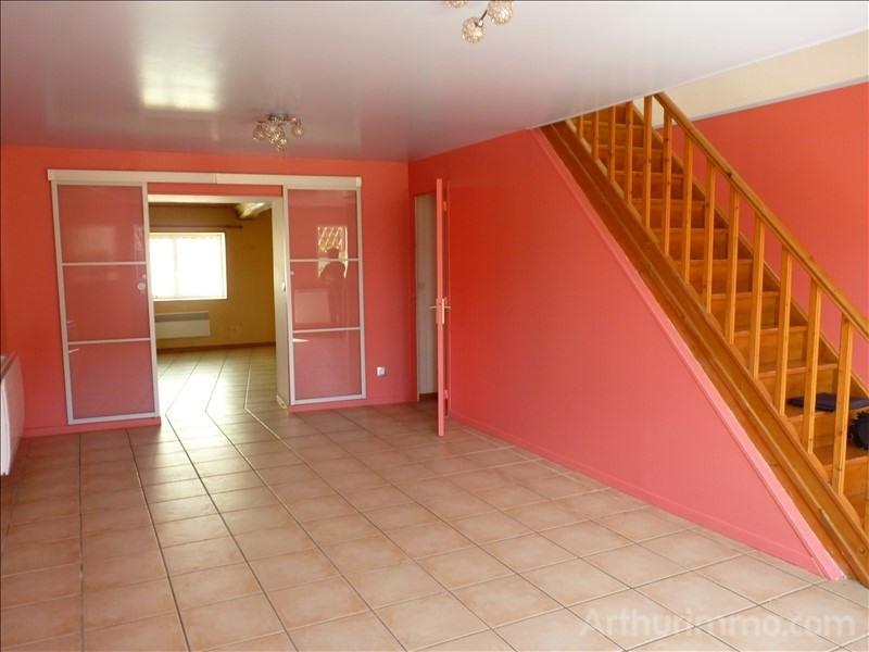 Vente maison / villa Cesny bois halbout 133500€ - Photo 3