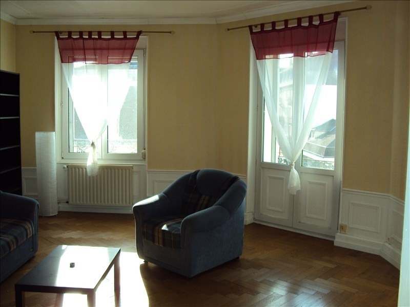 Sale apartment Mulhouse 110000€ - Picture 1