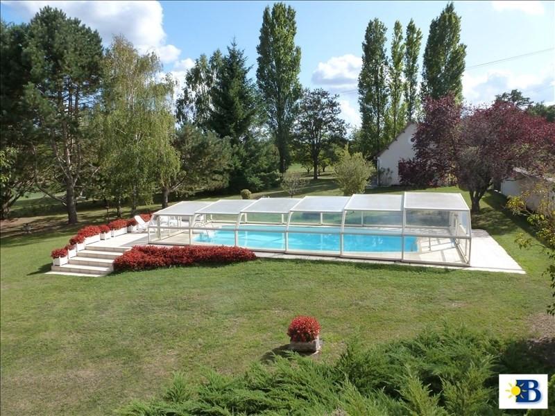 Vente maison / villa Chaumussay 315000€ - Photo 2