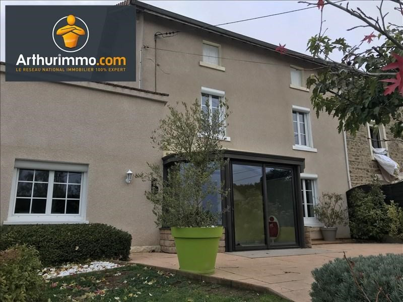 Sale house / villa St just la pendue 158000€ - Picture 9