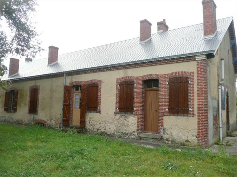 Sale house / villa Jars 88000€ - Picture 2