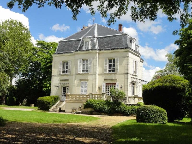 Vente de prestige maison / villa Montfort l amaury 1396000€ - Photo 1