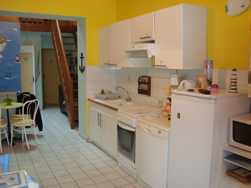 Vente appartement Le treport 109000€ - Photo 2