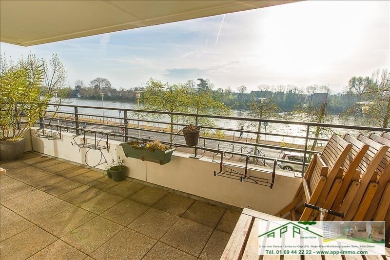 Vente de prestige appartement Juvisy sur orge 329000€ - Photo 2