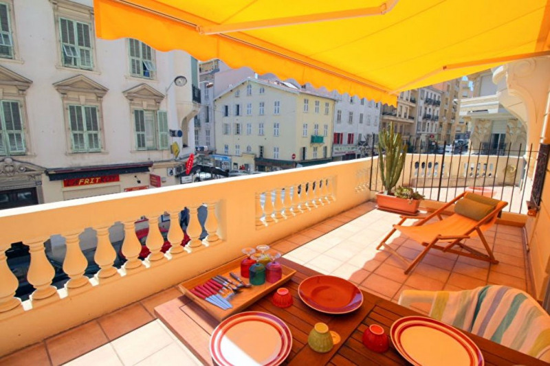 Vente appartement Nice 312000€ - Photo 1