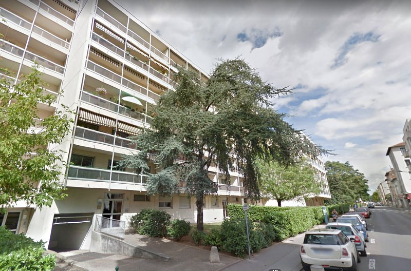 Location appartement Villeurbanne 530€ CC - Photo 1